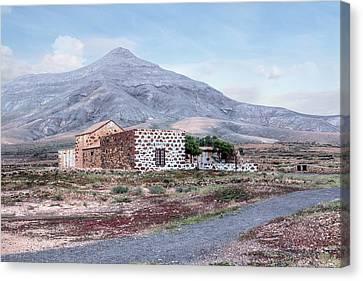 Tefia - Fuerteventura Canvas Print by Joana Kruse