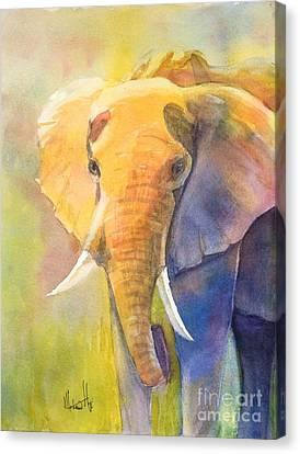 Tembo Canvas Print