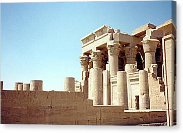Temple Of Kom Ombo, 1 Canvas Print