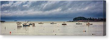 Tenants Harbor Canvas Print