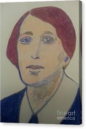 Terez Canvas Print