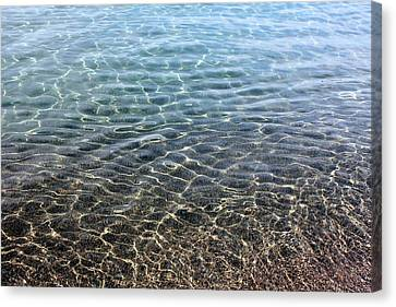 Terrace Bay Canvas Print