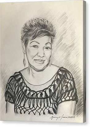Tessie Guinto  Canvas Print