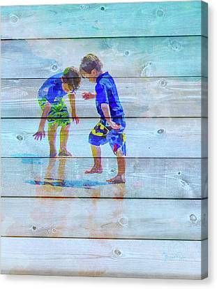 A Summer To Remember Ivb Canvas Print by Susan Molnar