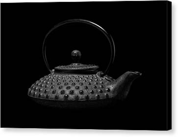 Tetsubin Teapot Canvas Print