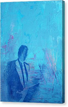 Blake Carrington Canvas Print by Pamela Rys