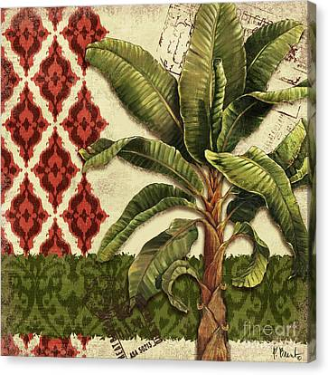 Thai Palm I Canvas Print