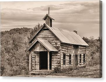 That Old Time Religion  Canvas Print by JC Findley