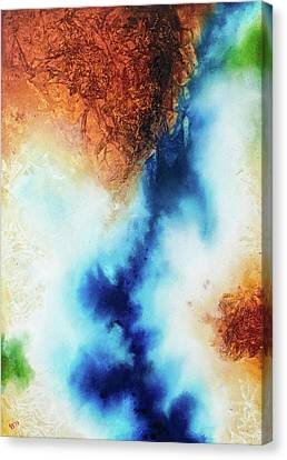 Thaw Canvas Print by Sourav Bose