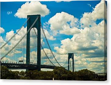 The 2 Mile Drive Canvas Print