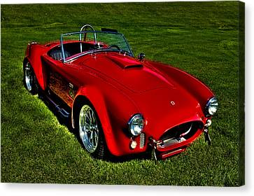 The 2003 Shelby Superformance Mkiii Canvas Print