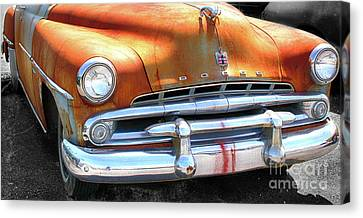 The Age Of Dodge  Canvas Print by Steven Digman
