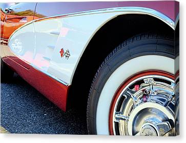 The American Classic Canvas Print by JC Findley
