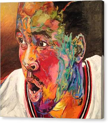 Canvas Print - The Answer by Reggie Jackson