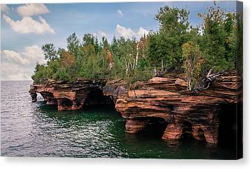 The Apostle Islands Canvas Print
