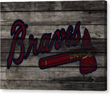 Bobby Cox Canvas Print - The Atlanta Braves 3f    by Brian Reaves