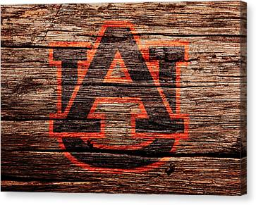 The Auburn Tigers Canvas Print by Brian Reaves