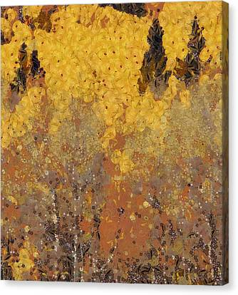 The Autumn Bounty Canvas Print by Dan Sproul