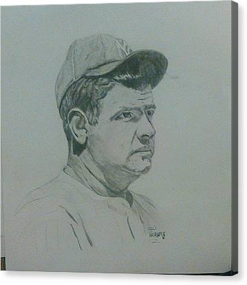 The Bambino Canvas Print by David Willingham