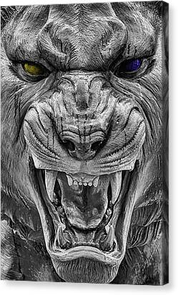 The Bayou Bengal Canvas Print by JC Findley