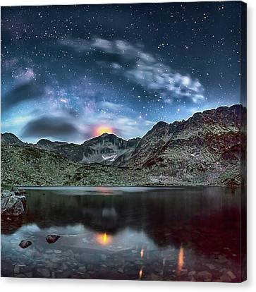 The Beacon Canvas Print