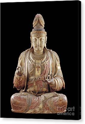 The Bodhisattva Guanyin Canvas Print
