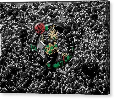 The Boston Celtics 1a Canvas Print