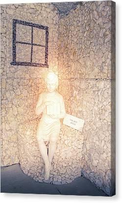 The Boy Jesus Canvas Print