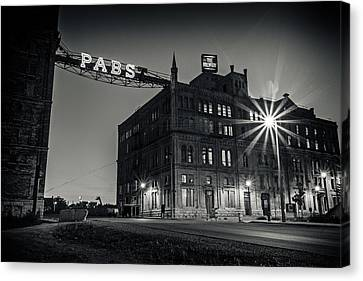 The Brewery Canvas Print
