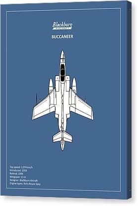 Buccaneer Canvas Print - The Buccaneer by Mark Rogan