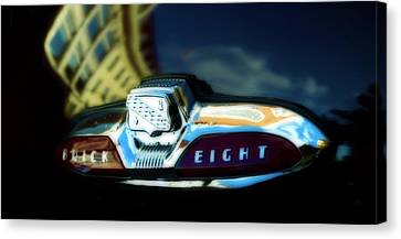 The Buick Eight  Canvas Print by Steven Digman