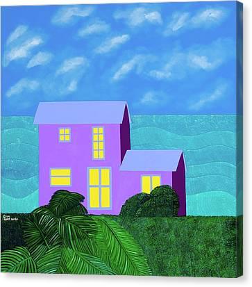 Canvas Print - The Caicos by Synthia SAINT JAMES
