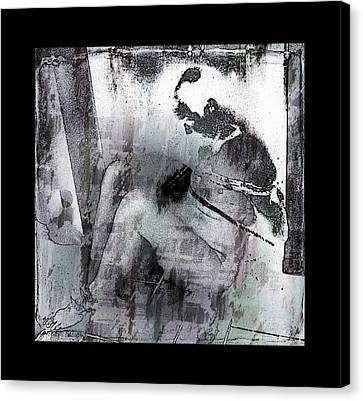 The Captive Mind Canvas Print by Dorothy Berry-Lound