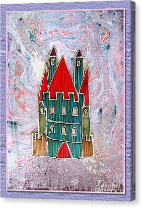 The Castle Whispers Canvas Print