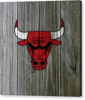 The Chicago Bulls C1                            Canvas Print