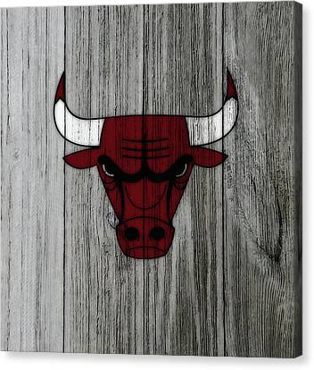 The Chicago Bulls C2                            Canvas Print