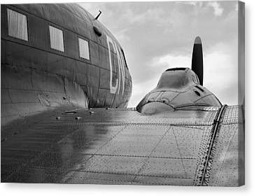 The Classic Dc3 Canvas Print