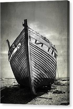 The Clinker Canvas Print by Mark Rogan