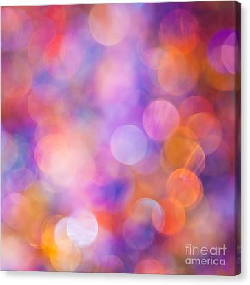 Canvas Print featuring the photograph The Colour Of Happiness by Jan Bickerton