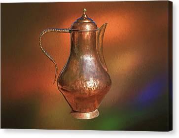 The Copper Pot Canvas Print
