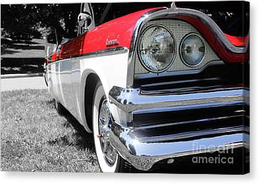 The Coronet  Canvas Print by Steven Digman