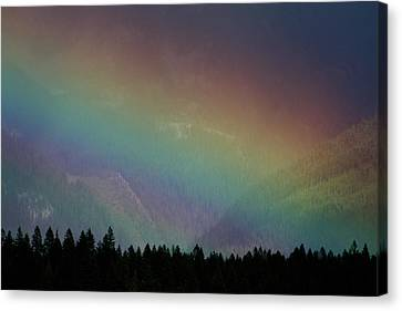 The Covenant  Canvas Print by Cathie Douglas
