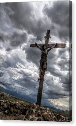 The Crucifixtion Canvas Print