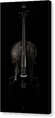 The Curve Of Her - Two Canvas Print by Sam Hymas