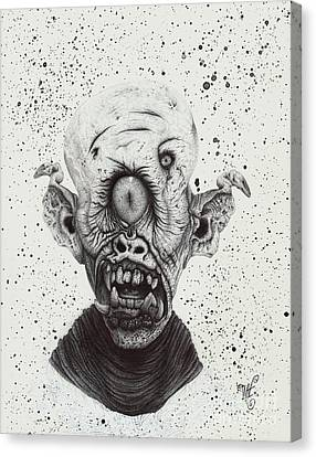 The Cyclops Canvas Print by Wave Art