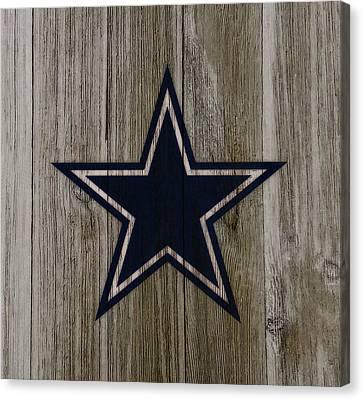 The Dallas Cowboys C4                             Canvas Print