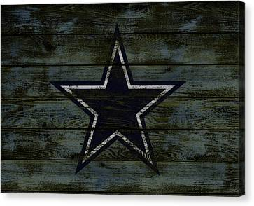 The Dallas Cowboys D2                              Canvas Print
