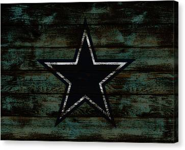 The Dallas Cowboys D3                              Canvas Print