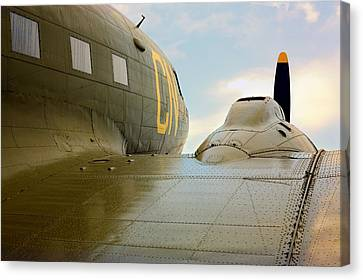 The Dc3 Dakota  Canvas Print