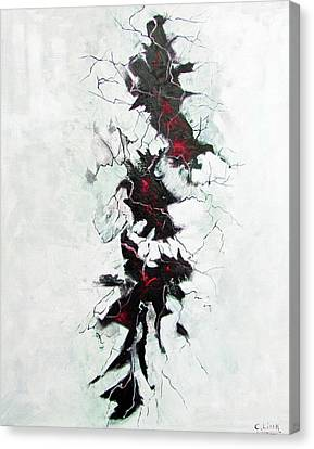The Depths Within  Canvas Print